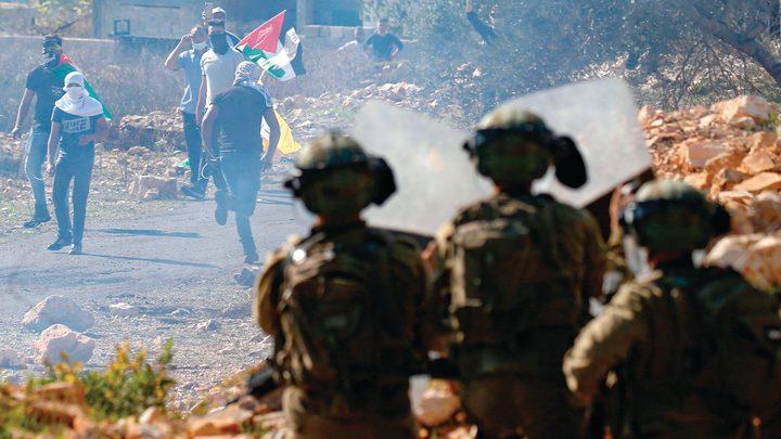 استشهاد طفل برصاص قوات الاحتلال الإسرائيلي
