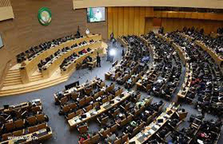 الاتحاد الإفريقي يدين عدوان الاحتلال على قطاع غزة والقدس