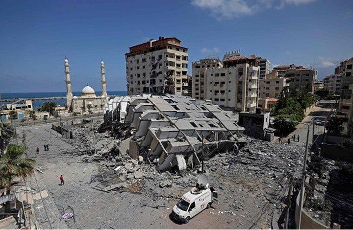 شهيدانفي قصف إسرائيلي استهدف مركبة مدنية في خان يونس