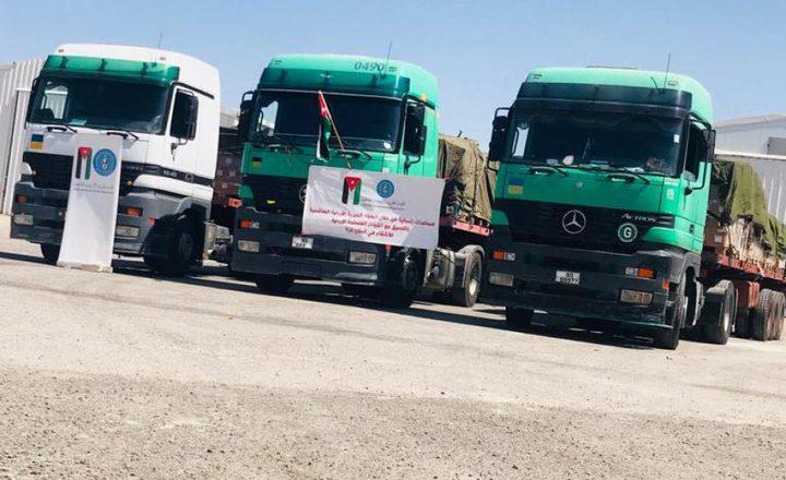 العاهل الأردني يوجه بإرسال مساعدات طبية عاجلة للضفة الغربية وغزة
