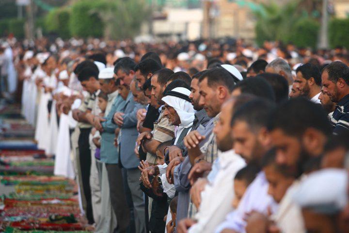 موعد صلاة عيد الفطر 2021 في فلسطين