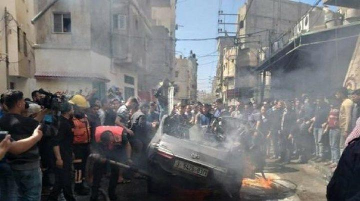 حماس: اغتيال القائد الميداني باسم عيسى أبو عماد بغارة إسرائيلية