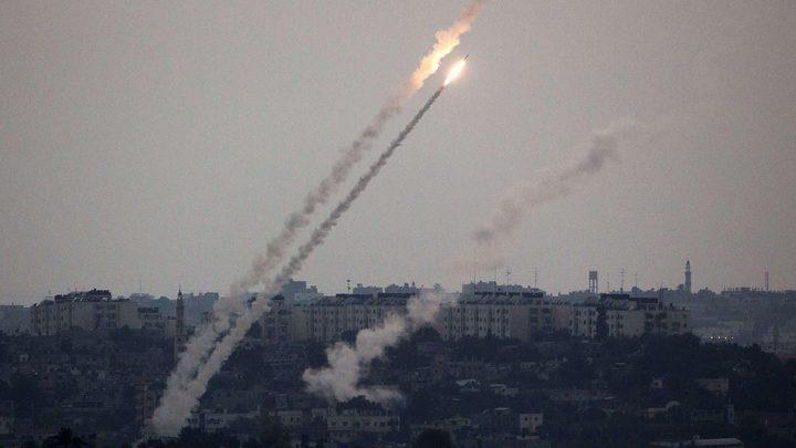 سلسلة غارات إسرائيلية تستهدف كامل الشريط الحدودي مع قطاع غزة
