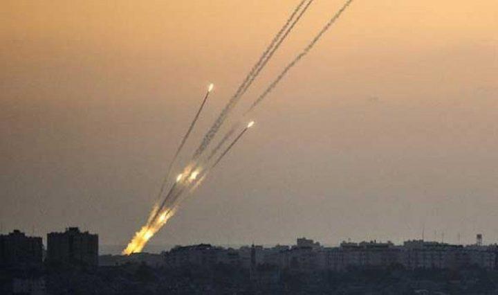 إطلاق ثلاثة صواريخ من جنوب لبنان تجاه شمال إسرائيل