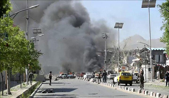 ارتفاع حصيلة قتلى الانفجارات في كابول إلى أكثر من 50