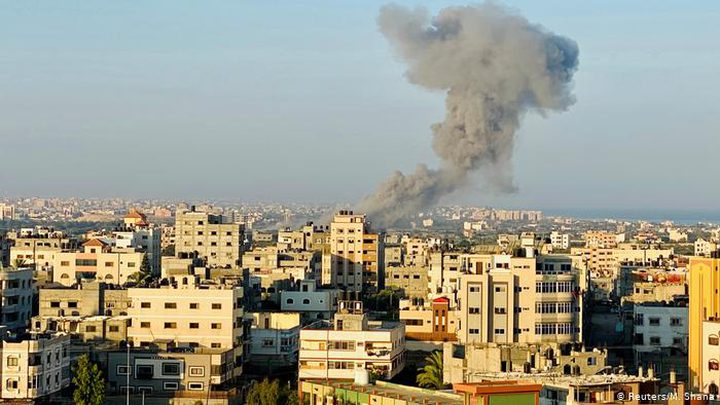 استشهاد 18 مواطنا وإصابة العشرات في العدوان على غزة منذ فجر اليوم