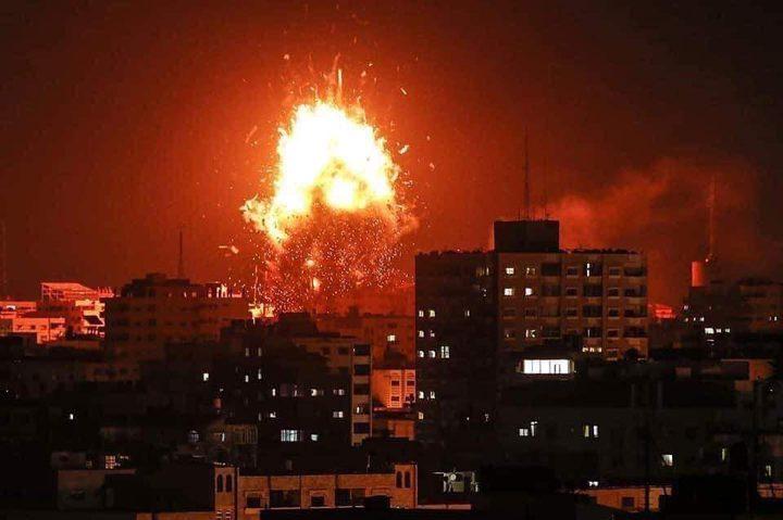 الاحتلال ينفي بدء عملية اجتياح بري لقطاع غزة