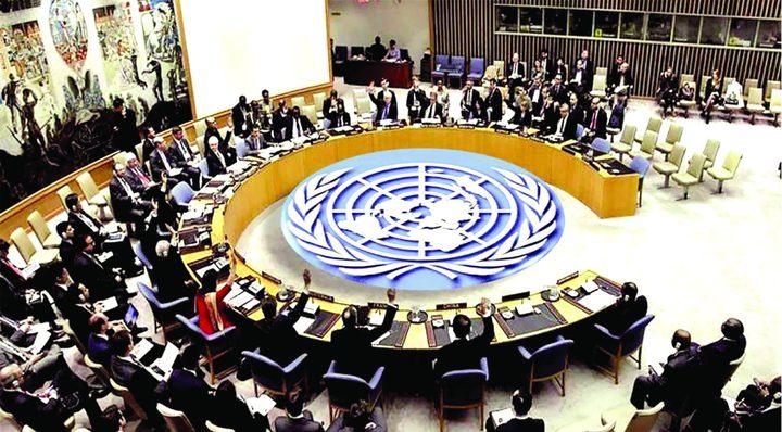 مجلس الأمن يعقد اجتماعا ثالثا لمناقشة التطورات في فلسطين