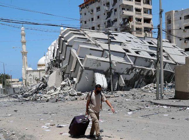 الأعمال العدائية للاحتلال تؤثر على مليوني فلسطيني في غزة