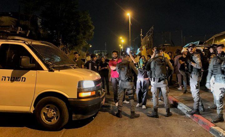 12 إصابة خلال مواجهات مع الاحتلال في مواقع مختلفة في القدس