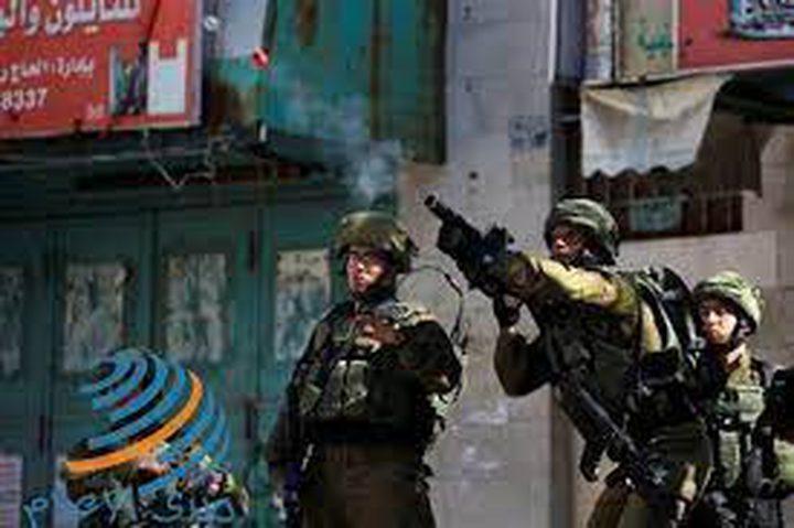 الاحتلال يقمع مسيرة شرق طوباس نصرة للقدس وغزة