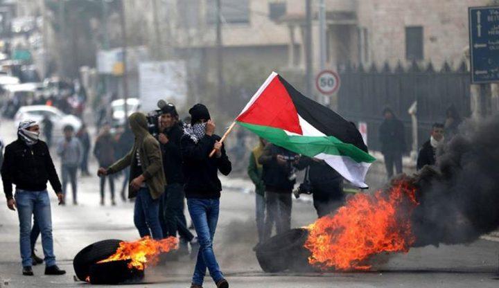 الاحتلال يصيب عشرات المواطنين بالاختناق في بيتا وكفر قدوم