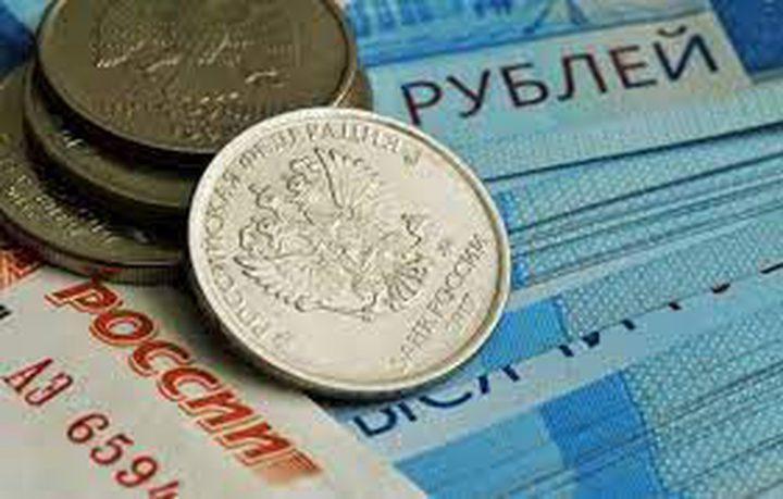 الروبل الروسي يرتفع أمام الدولار واليورو