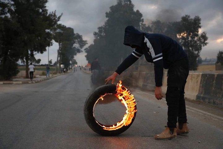 قوى رام الله تدعو لإحياء ذكرى النكبة وتنفي وجود إضراب