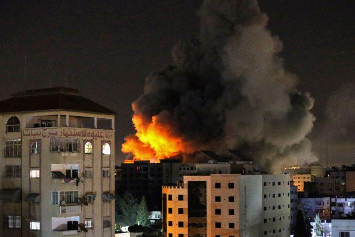 188 شهيداً جراء عدون الاحتلال المتواصل على قطاع غزة