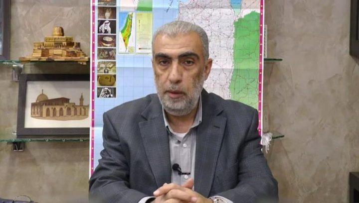 الاحتلال يمدد اعتقال الشيخ كمال خطيب