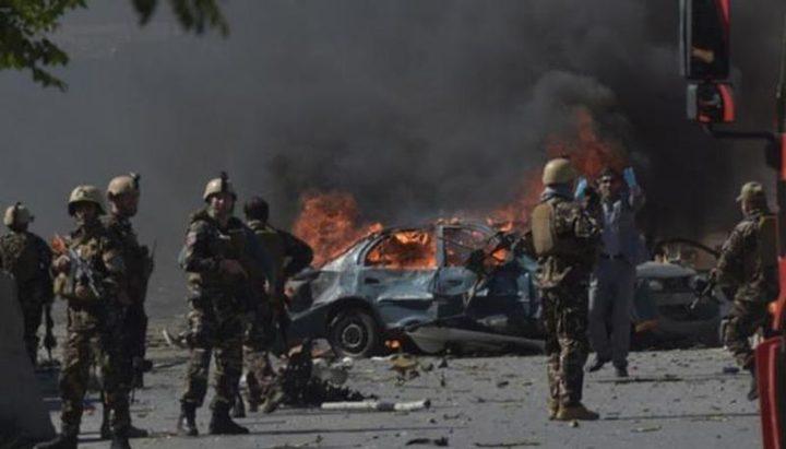 """""""تنظيم داعش"""" يعلن مسؤوليته عن هجوم على مسجد في كابول"""