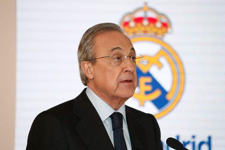 ريال مدريد يفكر في إعادة مدربه الأسبق