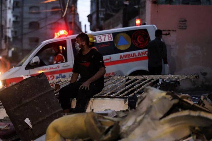 """""""بيتسليم"""" تدين ارتكاب الاحتلال جرائم حرب في قطاع غزة"""