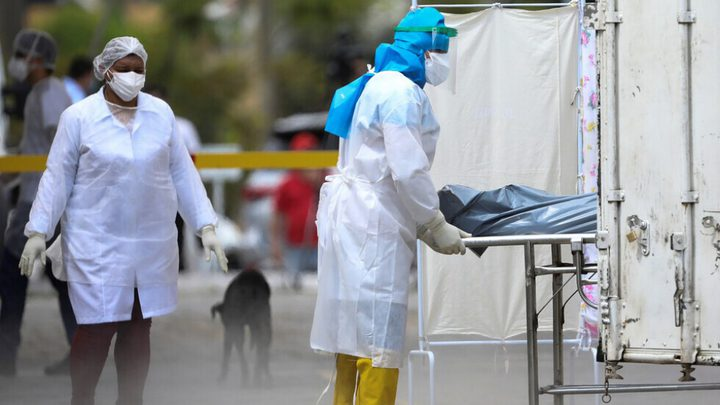 نحو 3 ملايين و384 ألف وفاة بكورونا حول العالم