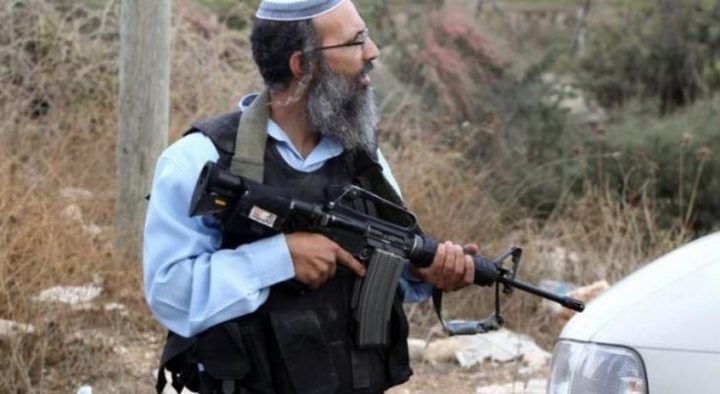 إصابة شاب بنيران مستوطن في بلدة بني نعيم قرب الخليل