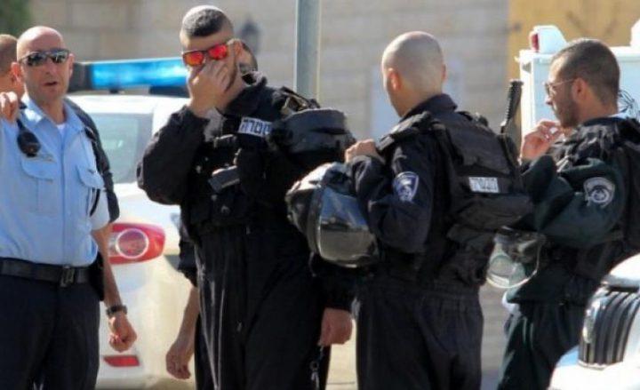 شرطة الاحتلال تعتقل 8 شبان من الطيبة وقلنسوة