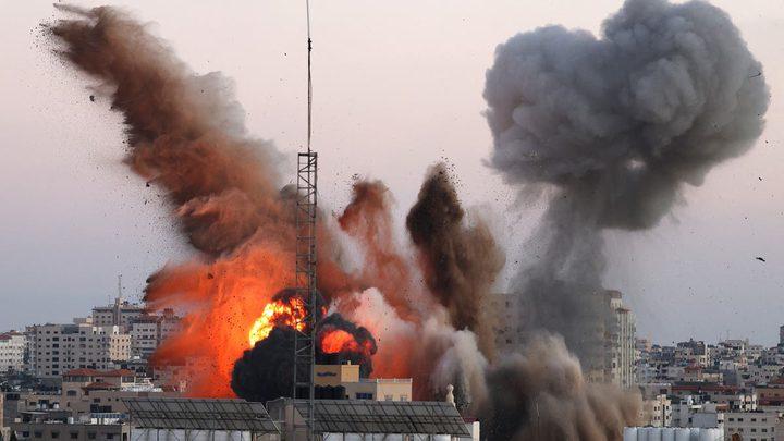 شهيد وعدة اصابات في غارة استهدفت مجموعة من المواطنين