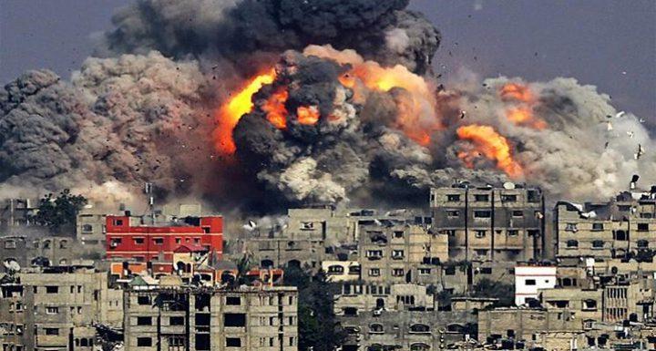 تحقيق يكشف: قنابل خطيرة يستخدمها الاحتلال بغزة
