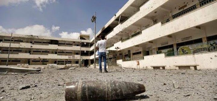 غزة:20 شهيدا من طلبة مدارس قطاع غزة شواهد على وحشية الاحتلال