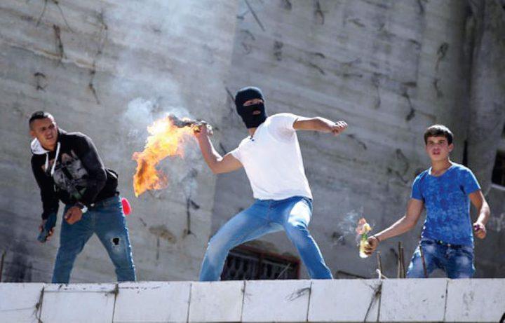 اصابات خلال مواجهات مع الاحتلال بمخيم عايدة شمال بيت لحم