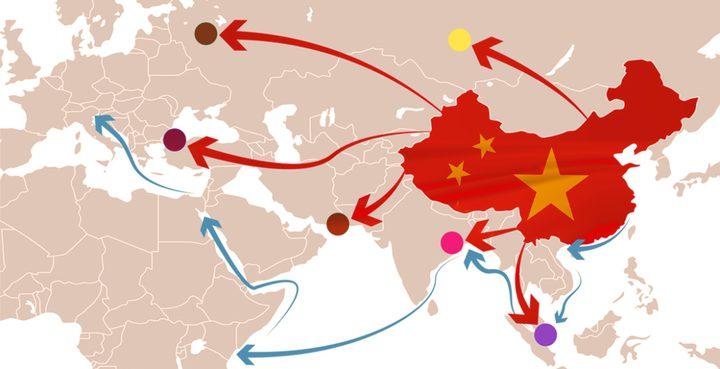اقتصاد التجارة الإلكترونية وقطارات الشحن تساهم في تعزيز التجارة