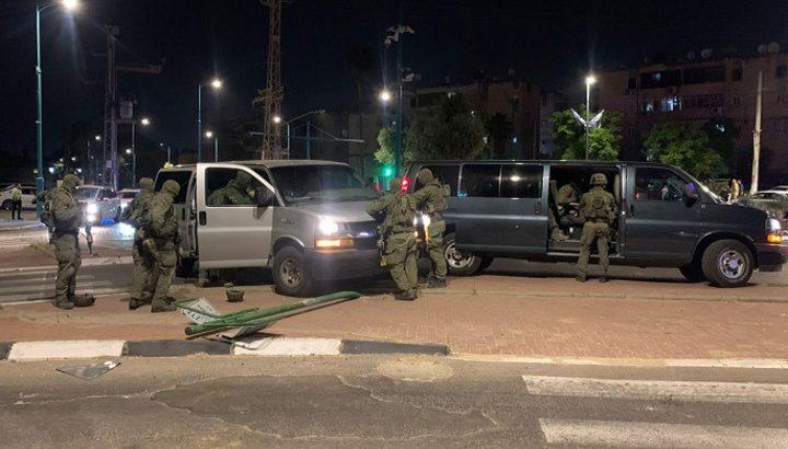 الاحتلال يمدد حالة الطوارئ في مدينة اللد