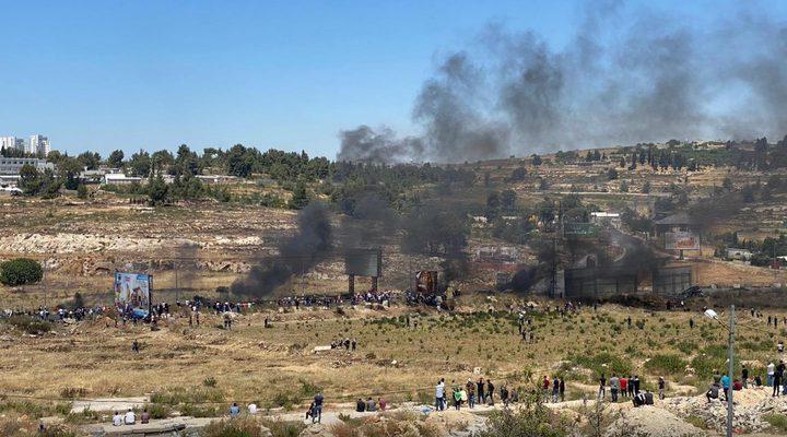 ثلاثة شهداء وإصابات إثر قمع الاحتلال المسيرات المنددة بعدوانه