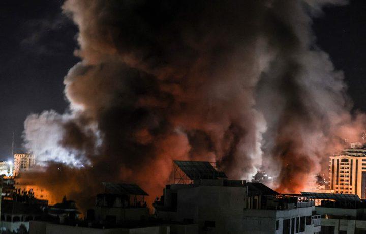 217 شهيداً جراء عدوان الاحتلال المتواصل على قطاع غزة