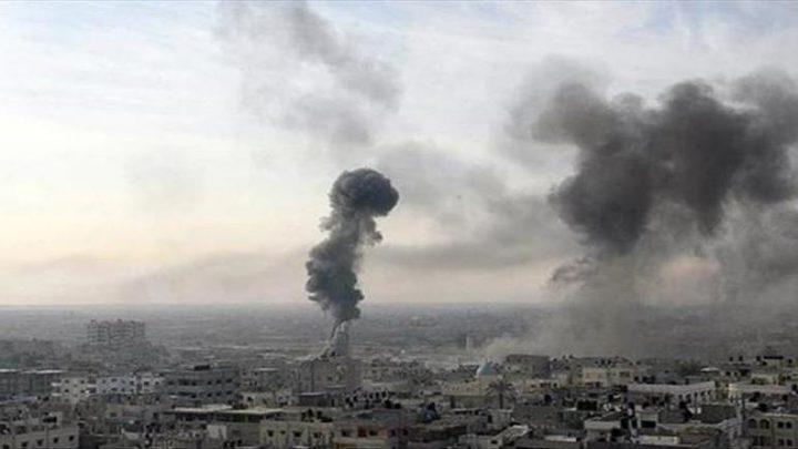 """قوات الاحتلال تهدد بقصف برج """"وطن"""" وسط غزة"""
