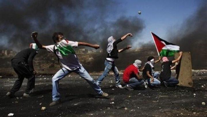 اندلاع مواجهات مع الاحتلال في قلقيلية