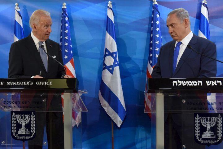 بايدن لنتنياهو:أتوقع خفضا كبيرًا للعداون نهاية اليوم على غزة