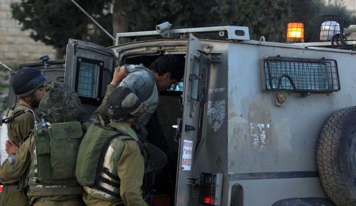 محدث: الاحتلال يشن حملة اعتقالات في الضفة