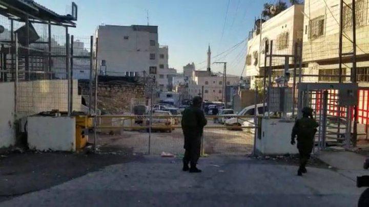 شهيدة برصاص الاحتلال في الخليل