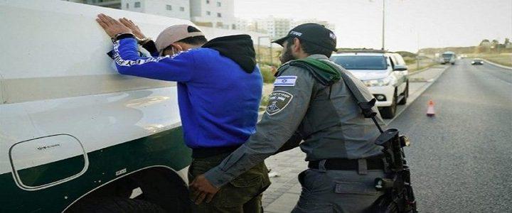 شرطة الاحتلال تعتقل 58 شابا في الداخل المحتل