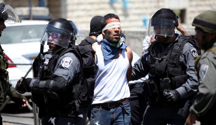نادي الأسير: الاحتلال اعتقل أكثر من 1800 مواطن مع تصاعد المواجهة