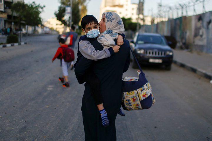 أوجاع من قطاع غزة.. خلفها العدوان الأخير