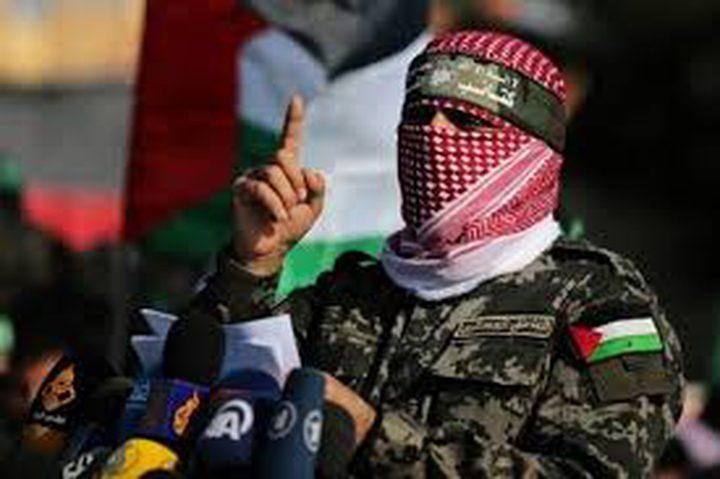 أبو عبيدة:استجبنا لوقف اطلاق النار وسنراقب الاحتلال حتى 2 فجرا