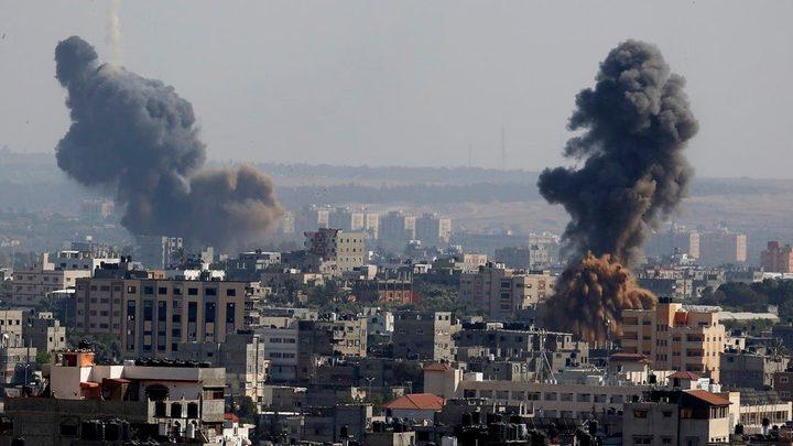 تغطية مباشرة حول اّخر تطورات عدوان الاحتلال على غزة
