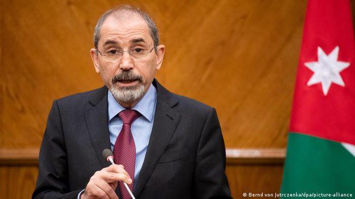 الأردن: يجب وضع حد للعدوان الاسرائيلي بأسرع وقت