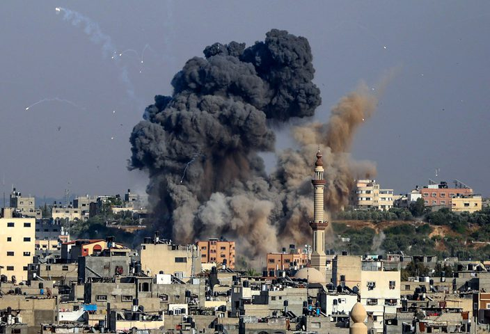 232 شهيدا جراء عدوان الاحتلال المتواصل على قطاع غزة