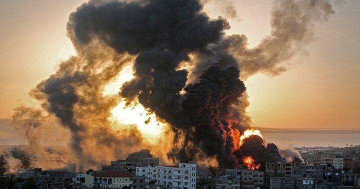 حكومة الاحتلال تبلغ القاهرة رسميا عزمها وقف العملية العسكرية بغزة