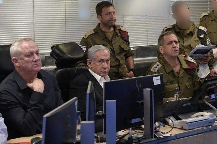 """الاعلام العبري: """"الكابينيت"""" وافق على وقف اطلاق النار مع غزة"""