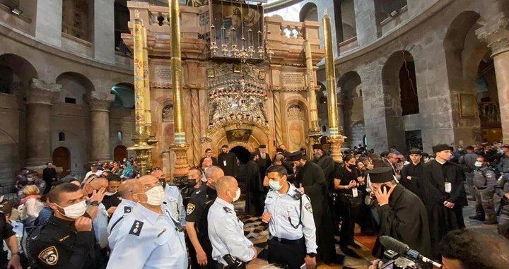 الخارجية تدين اعتداءات المستوطنين على رجال الدين المسيحيين