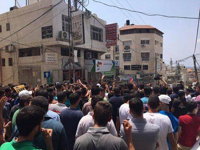 طولكرم: وقفة اسناد للقدس ضد انتهاكات الاحتلال بحق المقدسات